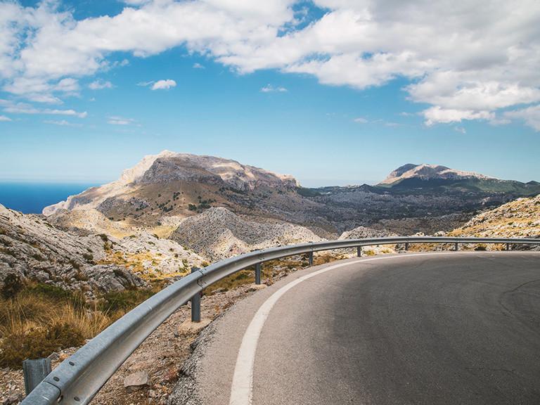 Puig Major - Soller descent