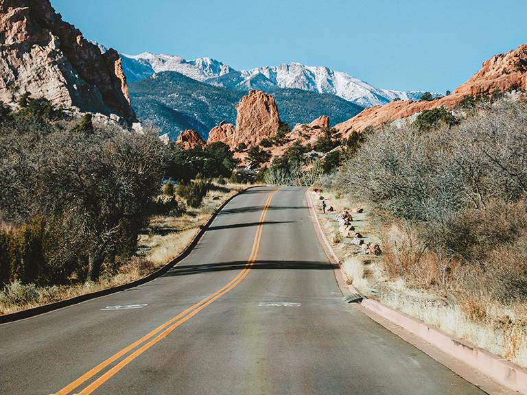 Golden Lookout Mountain, Colorado