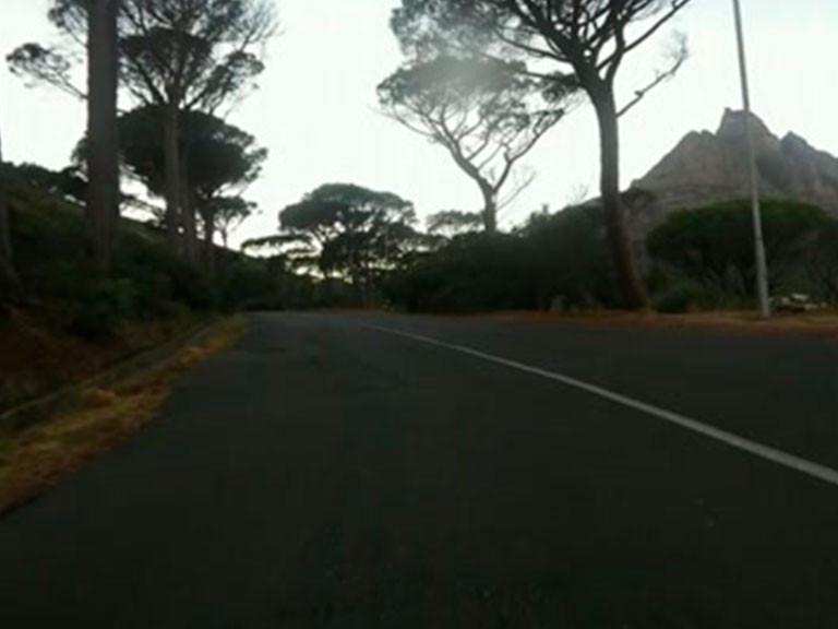 Cape Town -Sea Point 2 Signal Hill