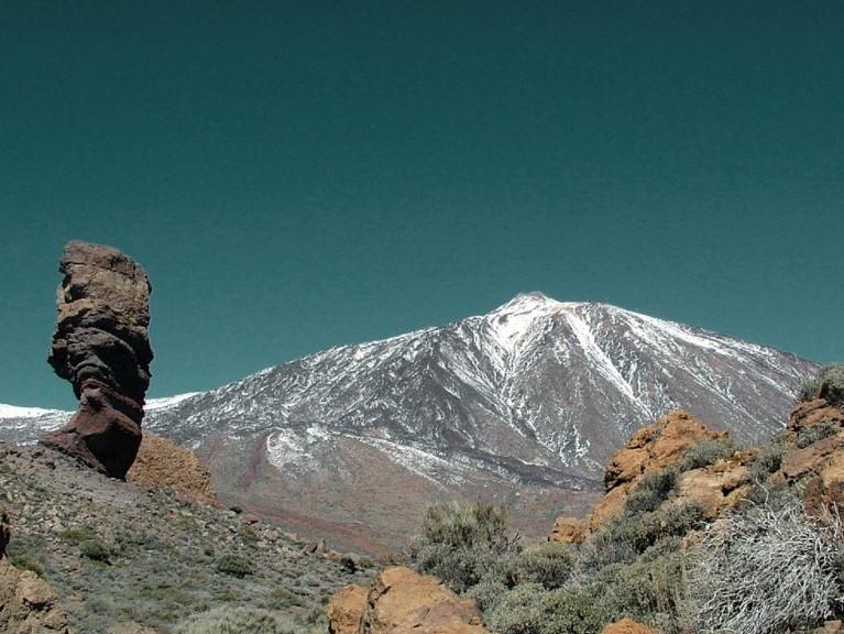 Parador Cañadas del Teide. Tenerife