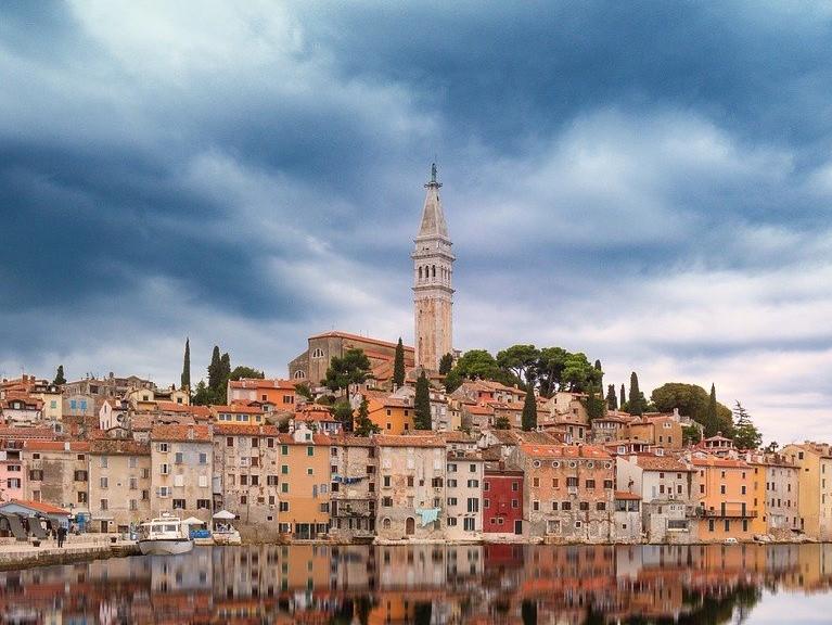 Croatia, Istria, M'Draga-Labin